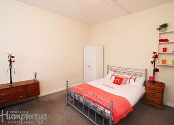 Thumbnail 7 bed shared accommodation to rent in Tennyson Road, Portswood