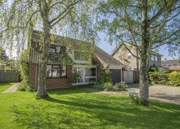 Thumbnail 4 bed detached house for sale in Heron Shaw, Goring On Thames, Reading