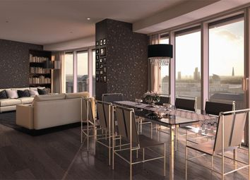 Thumbnail 3 bedroom flat for sale in Baltimore Tower, Baltimore Wharf, Canary Wharf, London