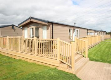 Thumbnail 2 bed mobile/park home for sale in Street Lane, Willitoft, Goole, East Riding Yorkshire