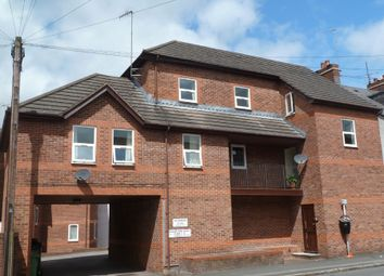 Thumbnail 1 bed flat to rent in Roberts Road, St. Leonards, Exeter