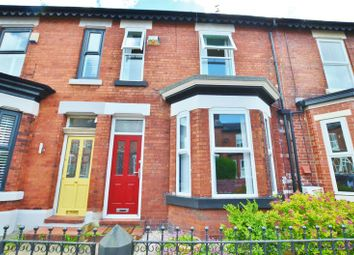 Thumbnail 3 bedroom terraced house for sale in Granville Street, Eccles, Manchester