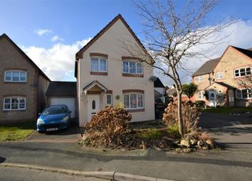 Thumbnail 3 bed detached house for sale in Berkeley Way, Ivybridge, Devon