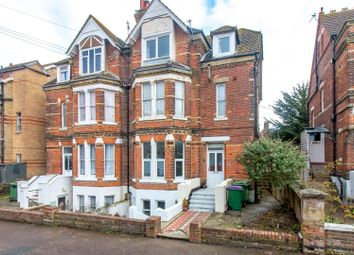 Thumbnail 1 bedroom flat for sale in Christ Church Road, Folkestone