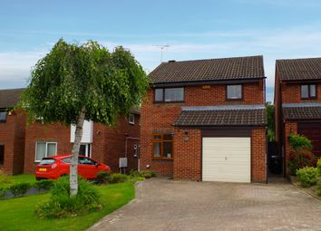 Thumbnail 3 bed detached house for sale in Brackendale Road, Swanwick