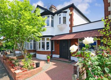 Thumbnail 4 bed semi-detached house for sale in Hale End Road, Woodford Green, Essex