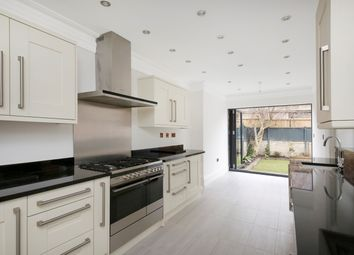 Thumbnail 4 bed terraced house for sale in Cambria Road, Cambewell