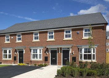 "Thumbnail 3 bedroom terraced house for sale in ""Archford"" at Dixon Drive, Chelford, Macclesfield"