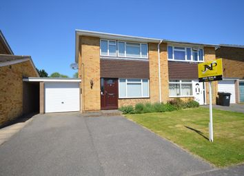 Thumbnail 3 bed semi-detached house for sale in Firs View Road, Hazlemere, High Wycombe