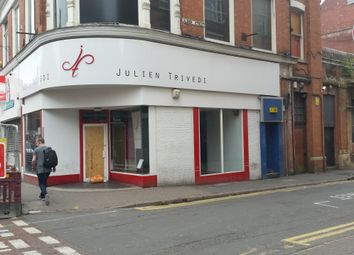 Thumbnail Retail premises to let in Belvoir Street, Leicester