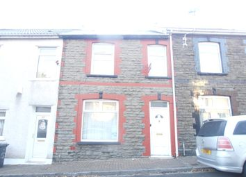 Thumbnail 1 bedroom terraced house for sale in Fforchaman Road, Cwmaman, Aberdare