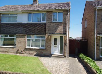 Thumbnail 3 bed semi-detached house for sale in West View, Swindon
