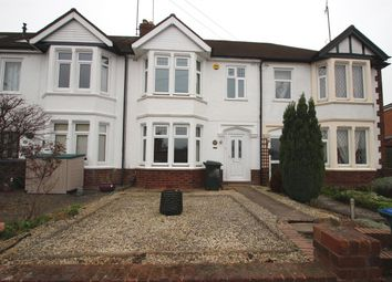 Thumbnail 3 bed terraced house for sale in Morris Avenue, Poets Corner, Coventry