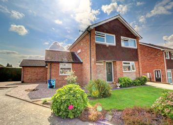 Thumbnail 5 bed detached house for sale in White Horse Close, Worcester