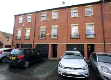 Thumbnail 4 bedroom town house to rent in Bridgeside Way, Spondon, Derby