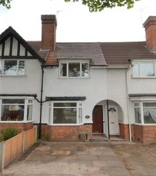 Thumbnail 3 bed terraced house for sale in Bristol Road South, Northfield, Birmingham, West Midlands