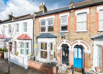 Thumbnail 3 bed terraced house to rent in Moffat Road, London