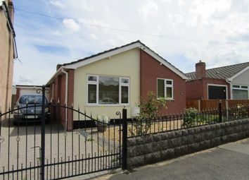 Thumbnail 3 bed detached bungalow for sale in Manor Drive, Manor, Flintshire