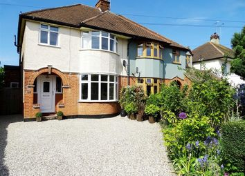 Thumbnail 3 bed semi-detached house for sale in Third Avenue, Chelmsford, Essex