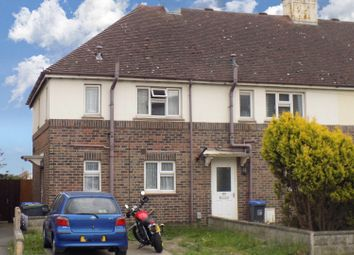 Thumbnail 2 bed end terrace house for sale in Gardner Road, Brighton