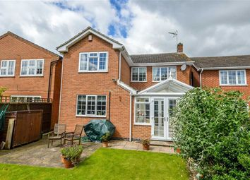 Thumbnail 4 bed detached house for sale in Renals Way, Calverton, Nottingham