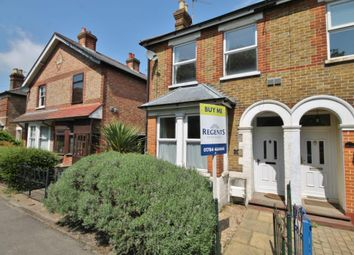 Thumbnail 4 bed semi-detached house for sale in Wraysbury Road, Staines, Middlesex