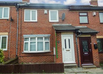 Thumbnail 3 bed terraced house to rent in Beecher Street, Blyth