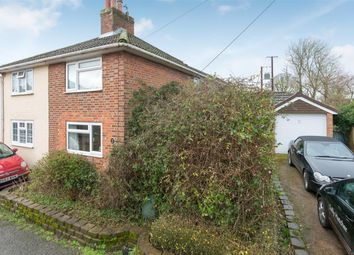 3 bed semi-detached house for sale in New Town Street, Chartham Hatch, Canterbury CT4
