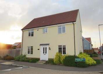 Thumbnail 4 bed link-detached house for sale in Celandine View, Soham, Ely