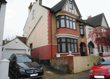 Thumbnail 2 bedroom flat for sale in Leigh Hall Road, Leigh On Sea, Essex