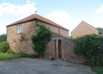 Thumbnail 3 bed barn conversion to rent in Newcott Waggon House, Banklands, North Newton, Bridgwater