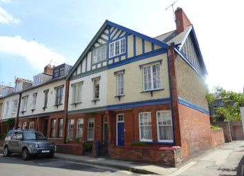 Thumbnail 4 bed end terrace house for sale in Queen Anne's Road, York