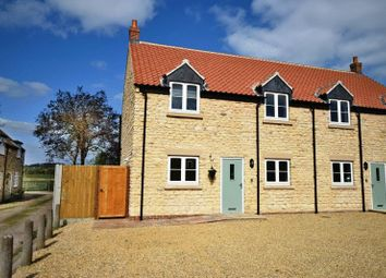 Thumbnail 3 bed semi-detached house to rent in Royal Oak Lane, Washingborough, Lincoln