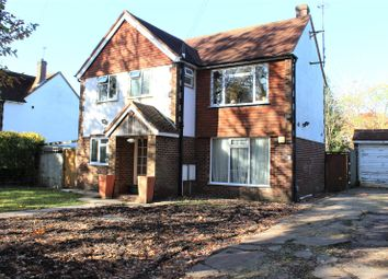 Thumbnail 4 bed detached house for sale in Chobham Road, Frimley, Surrey