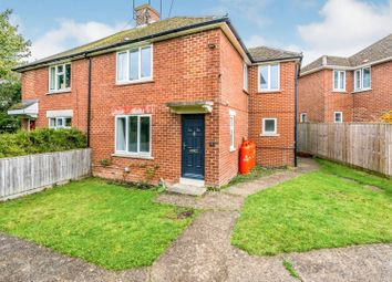 Thumbnail 3 bed semi-detached house for sale in South Row, Didcot