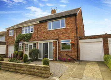 Thumbnail 2 bed semi-detached house for sale in Wentworth Gardens, Whitley Bay, Tyne And Wear