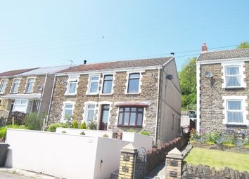 Thumbnail 3 bed semi-detached house to rent in Ormes Road, Skewen, Neath