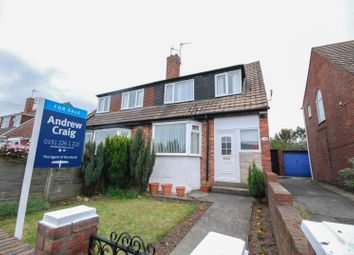 Thumbnail 3 bed semi-detached house for sale in Ravensbourne Avenue, East Boldon