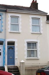 Thumbnail 2 bed terraced house to rent in Sithney Street, Plymouth