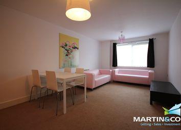 Thumbnail 1 bed flat to rent in Regal Court, Bishopsgate Street, Birmingham