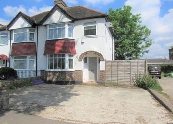Thumbnail 3 bed semi-detached house to rent in Connaught Road, Sutton