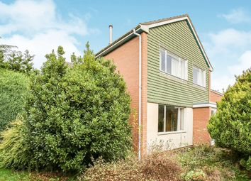 Thumbnail 3 bed semi-detached house for sale in Brunstock Close, Carlisle