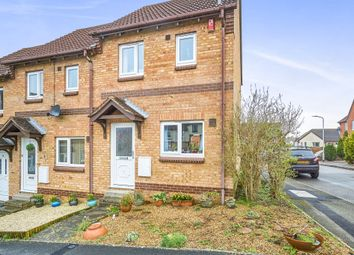 Thumbnail 2 bed end terrace house for sale in Summerlands Gardens, Chaddlewood, Plymouth