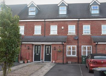 Thumbnail 3 bed town house for sale in Wilford Close, Barrow Upon Soar, Loughborough