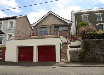 Thumbnail 3 bed detached bungalow for sale in St. Johns Street, Porth