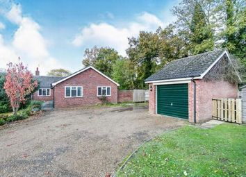 Thumbnail 4 bed bungalow for sale in Laxfield, Woodbridge, Suffolk