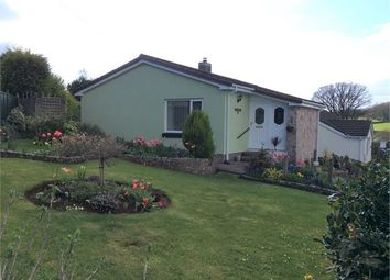 Thumbnail 2 bed detached bungalow for sale in Huxley Vale, Kingskerswell, Newton Abbot, Devon.