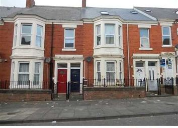 Thumbnail 3 bed flat to rent in Hampstead Road, Newcastle Upon Tyne