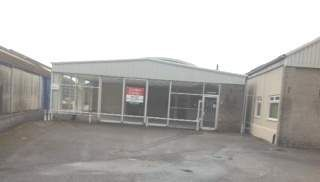 Thumbnail Industrial to let in Distington, Main Street, Prospect Garage, Workington