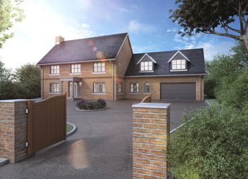 Thumbnail 5 bed detached house for sale in Ebford Lane, Ebford, Devon